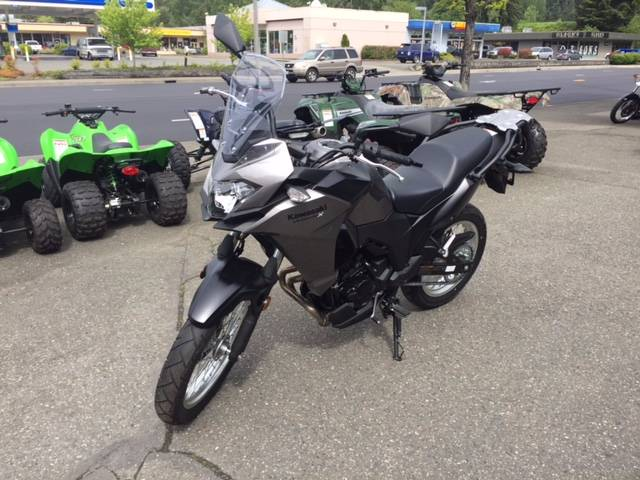 2017 Kawasaki Versys-X 300 in Bellevue, Washington