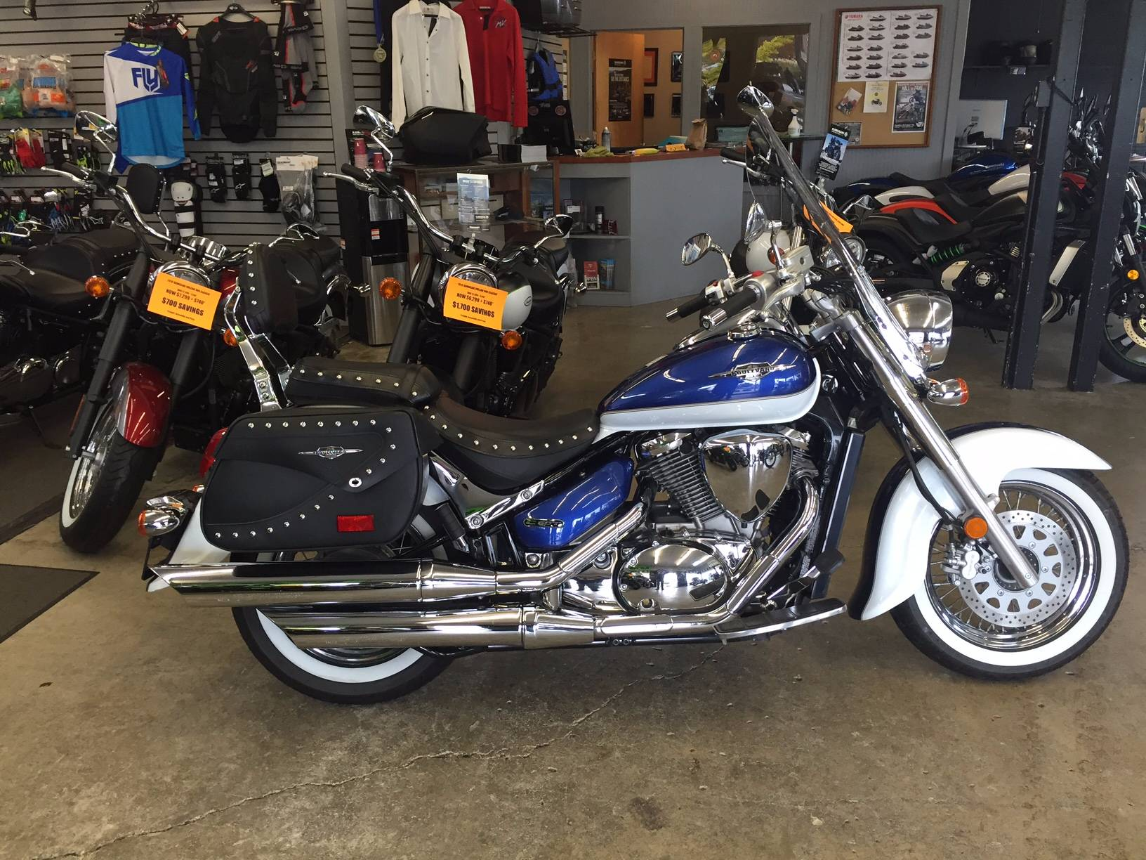 2012 Suzuki Boulevard C50T in Bellevue, Washington