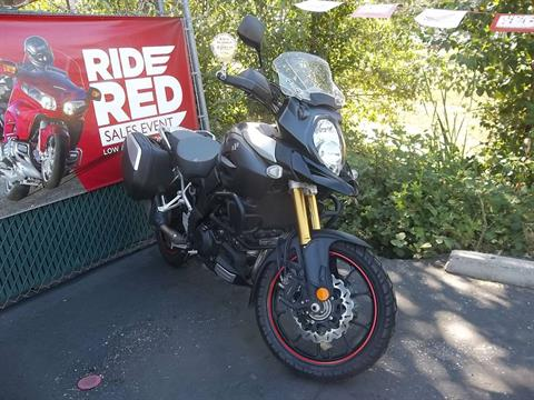 2014 Suzuki V-Strom 1000 ABS Adventure in Grass Valley, California