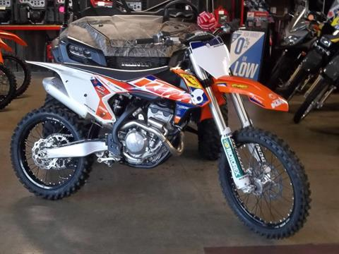 2016 KTM 250 SX-F in Grass Valley, California