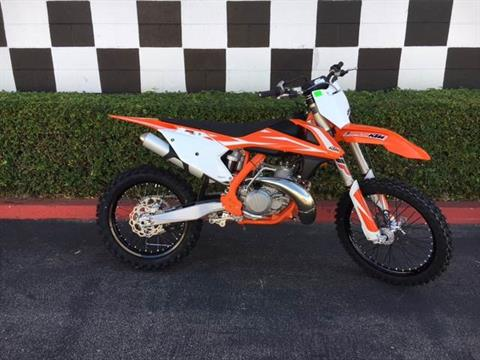 2018 KTM 250 SX in Costa Mesa, California