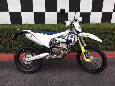 2018 Husqvarna FE 250 in Costa Mesa, California