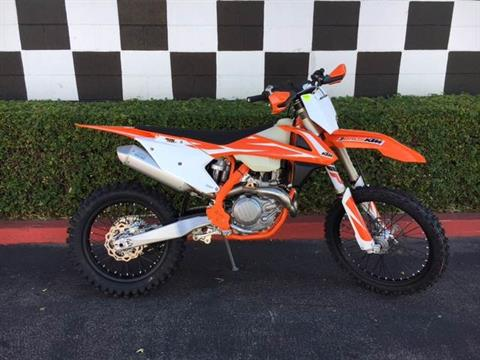 2018 KTM 450 XC-F in Costa Mesa, California