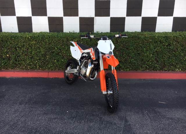 2017 KTM 85 SX 17/14 in Costa Mesa, California