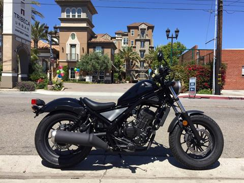 2017 Honda Rebel 300 ABS in Marina Del Rey, California