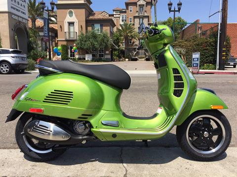 2018 Vespa GTS Super 300 in Marina Del Rey, California