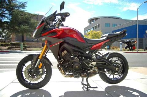 2015 Yamaha FJ-09 in Marina Del Rey, California