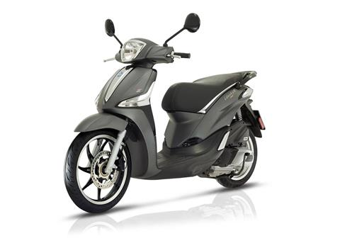 2018 Piaggio Liberty 150 S iGET  in Marina Del Rey, California