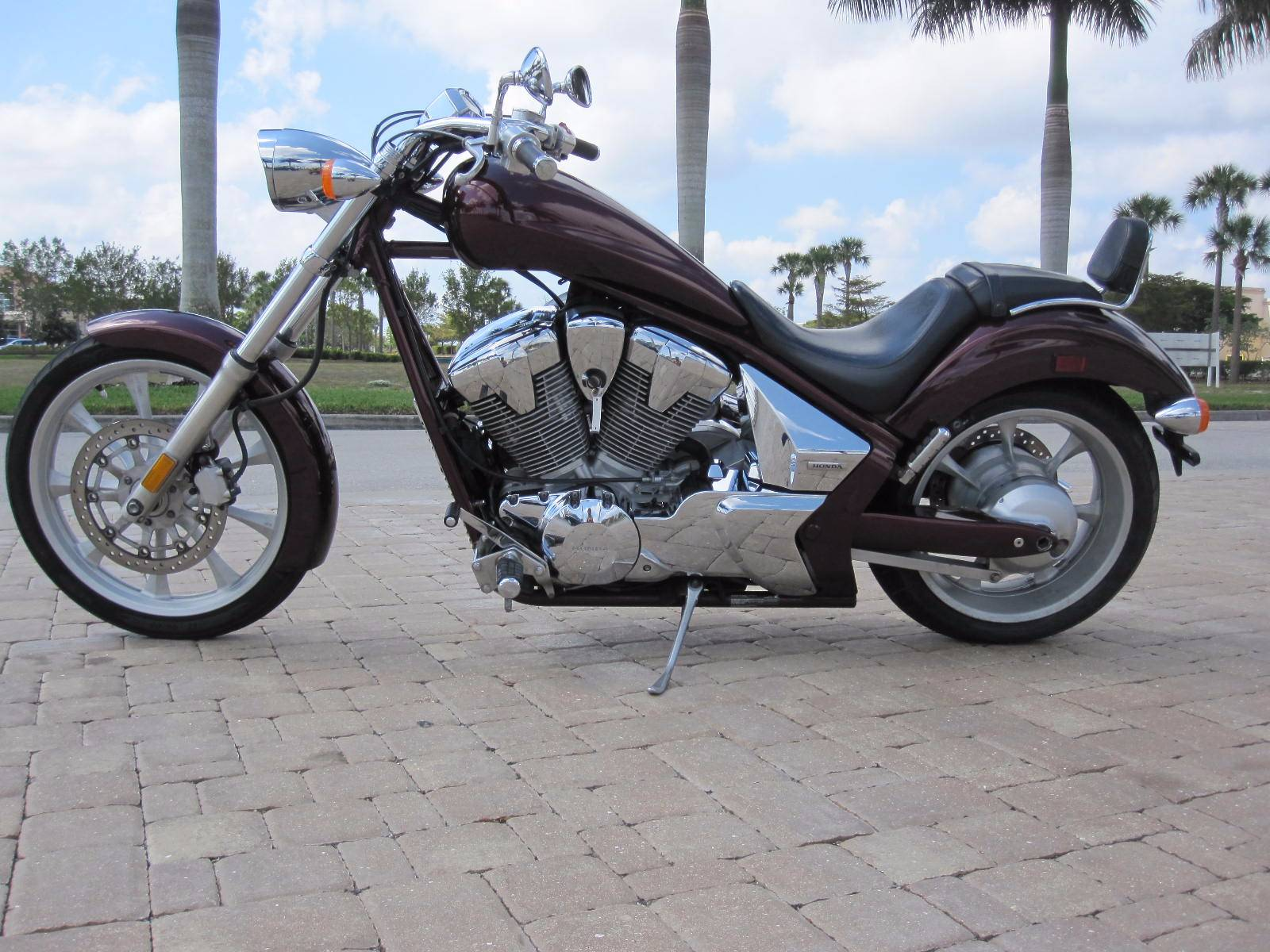 2010 Honda Fury™ in Fort Myers, Florida