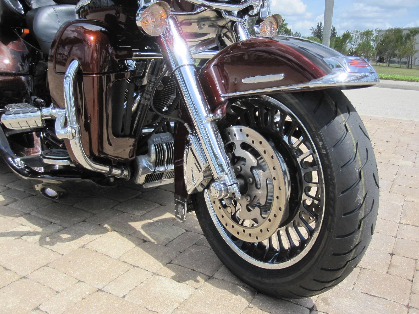 2011 Harley-Davidson Ultra Classic in Fort Myers, Florida