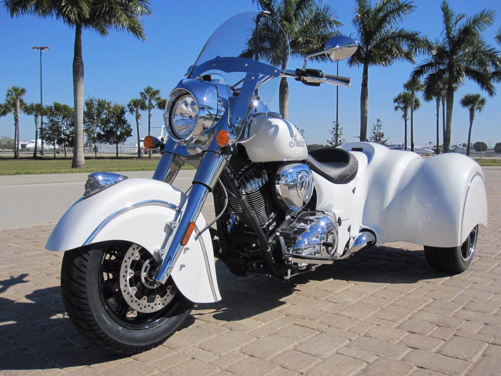 2016 Indian Chief Classic Arrow in Fort Myers, Florida