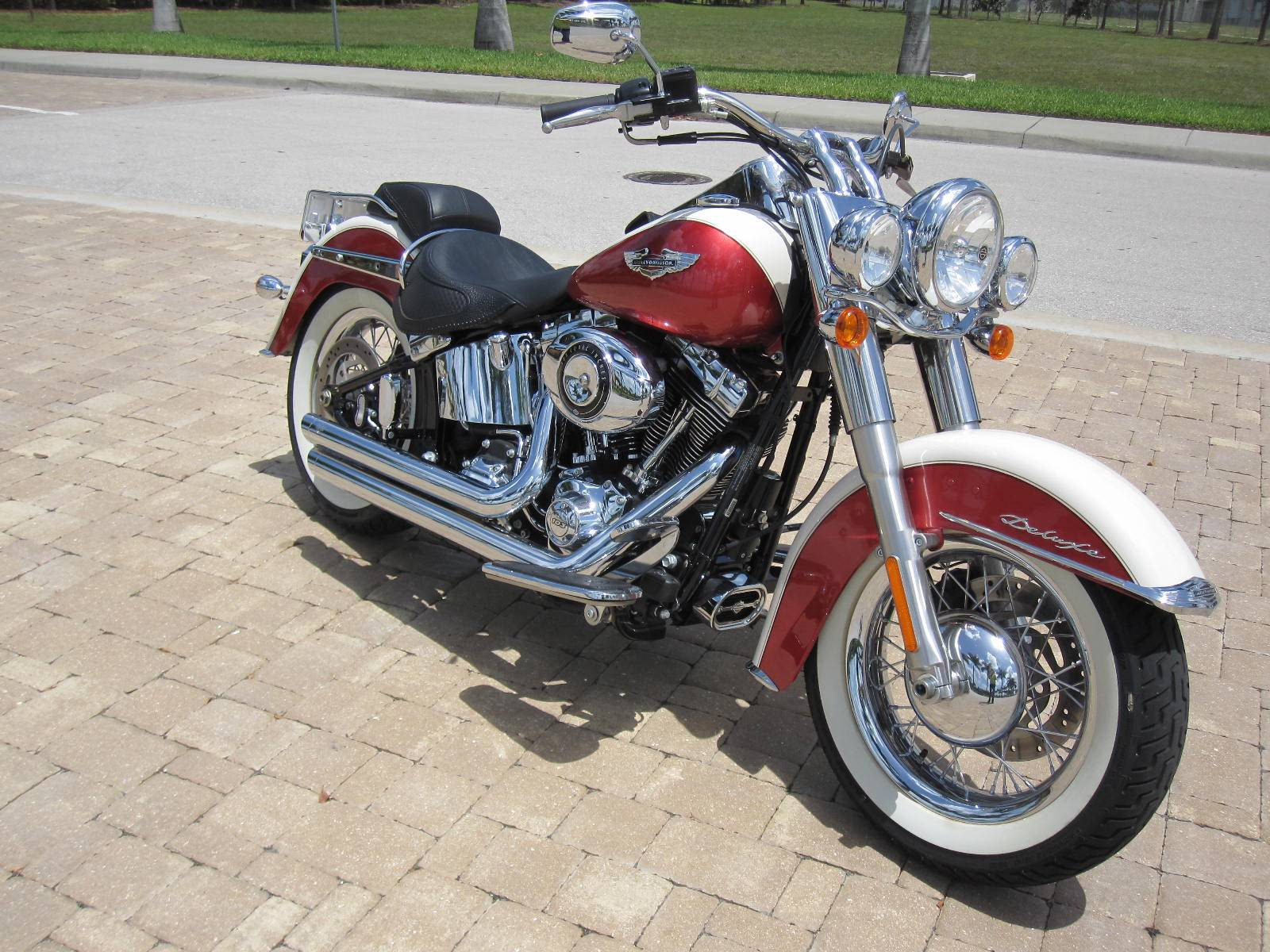 2012 Harley-Davidson Softail® Deluxe in Fort Myers, Florida