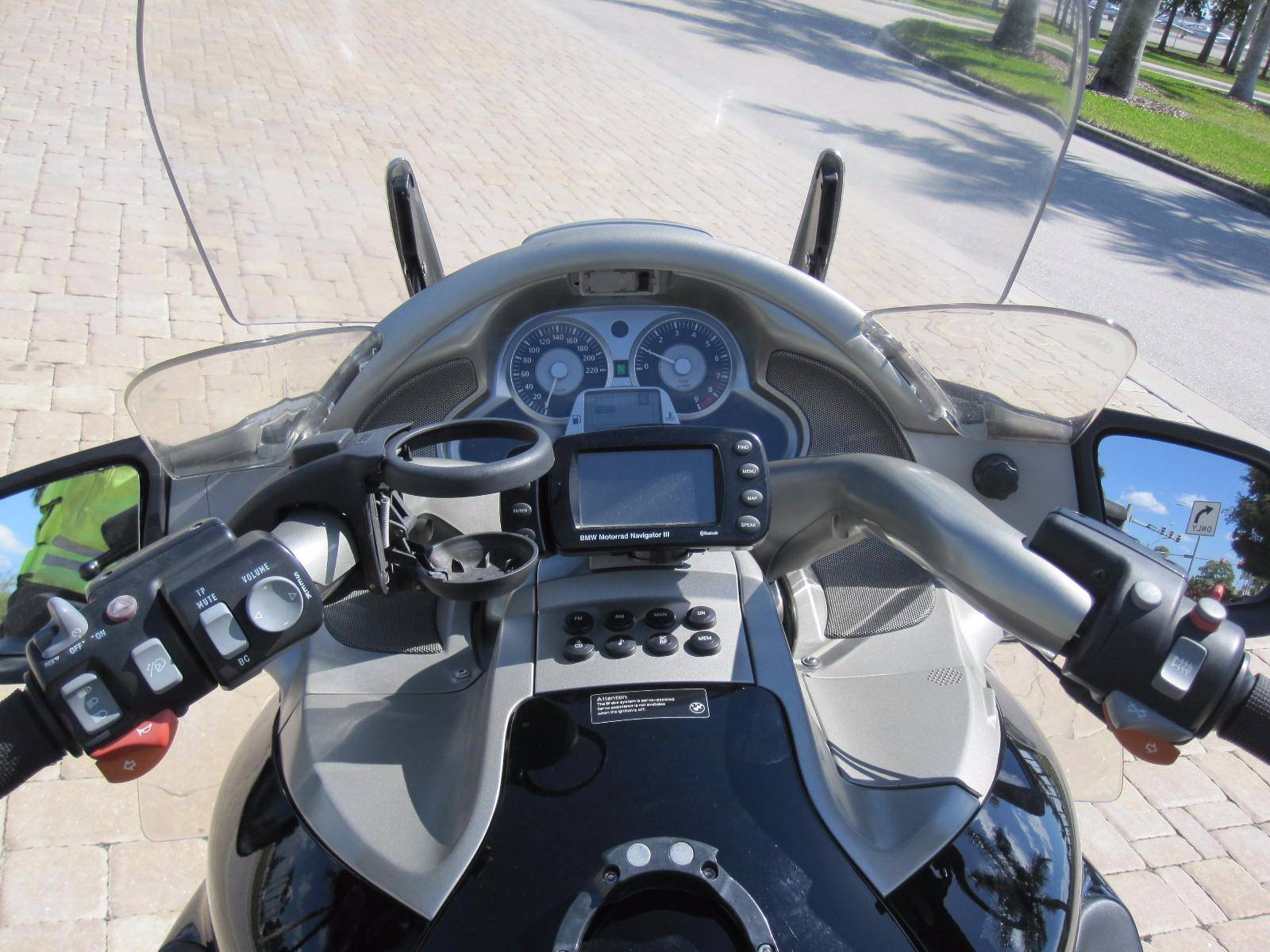 2009 BMW K 1200 LT in Fort Myers, Florida