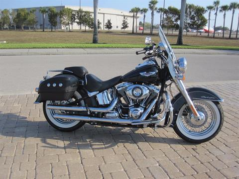 2013 Harley-Davidson Softail® Deluxe in Fort Myers, Florida