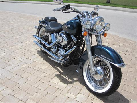 2014 Harley-Davidson Softail® Deluxe in Fort Myers, Florida