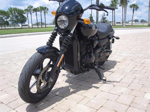 2016 Harley-Davidson Street® 500 in Fort Myers, Florida