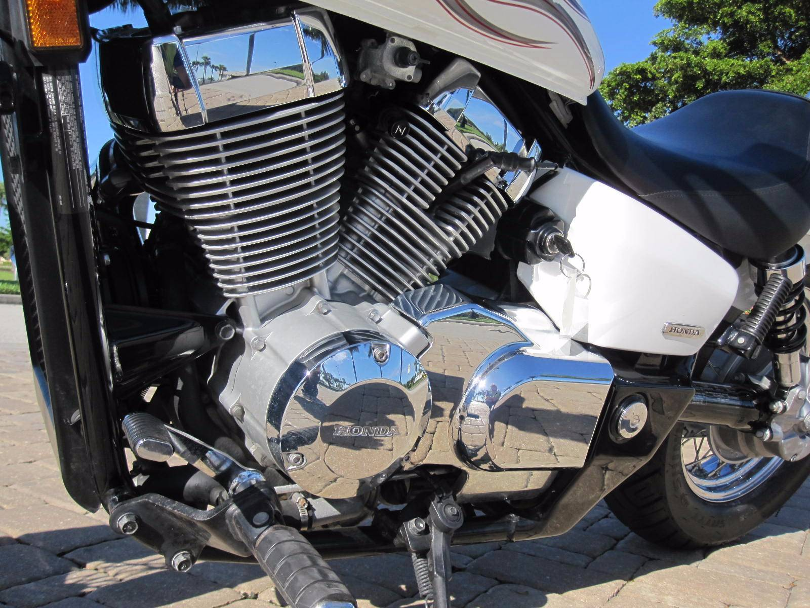 2009 Honda Shadow Spirit 750 in Fort Myers, Florida