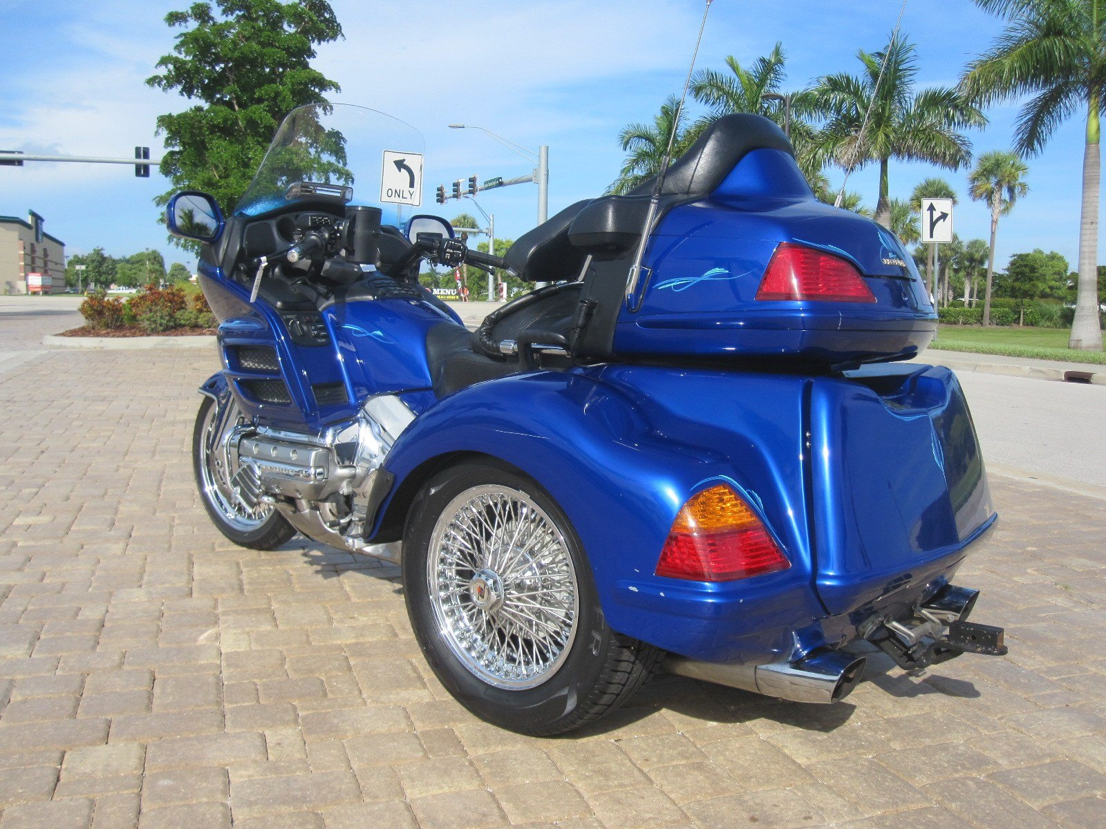 2001 Honda Lehman Trike Monarch II in Fort Myers, Florida