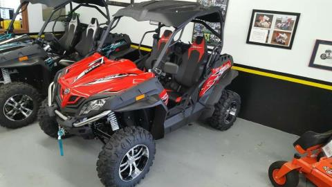 2016 CFMOTO ZForce 800 EX in Mechanicsburg, Pennsylvania