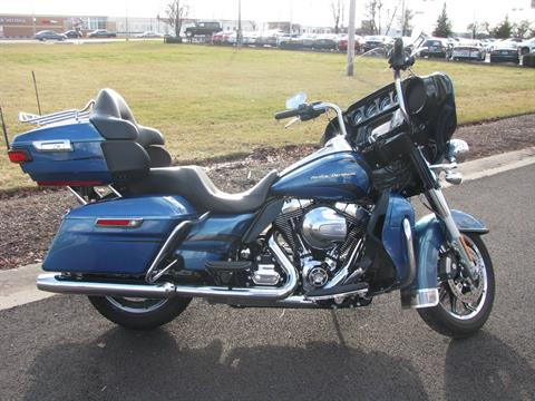 2014 Harley-Davidson Ultra Limited in Carol Stream, Illinois