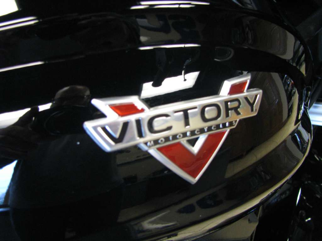 2016 Victory Cross Country 8-Ball in Carol Stream, Illinois