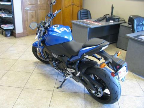 2016 Suzuki GSX-S1000 in Carol Stream, Illinois