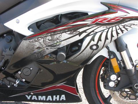 2012 Yamaha YZF-R6 in Carol Stream, Illinois