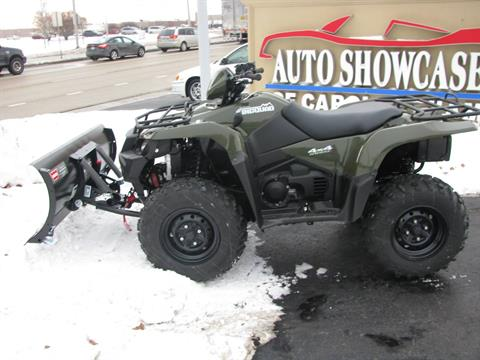 2016 Suzuki KingQuad 500AXi in Carol Stream, Illinois