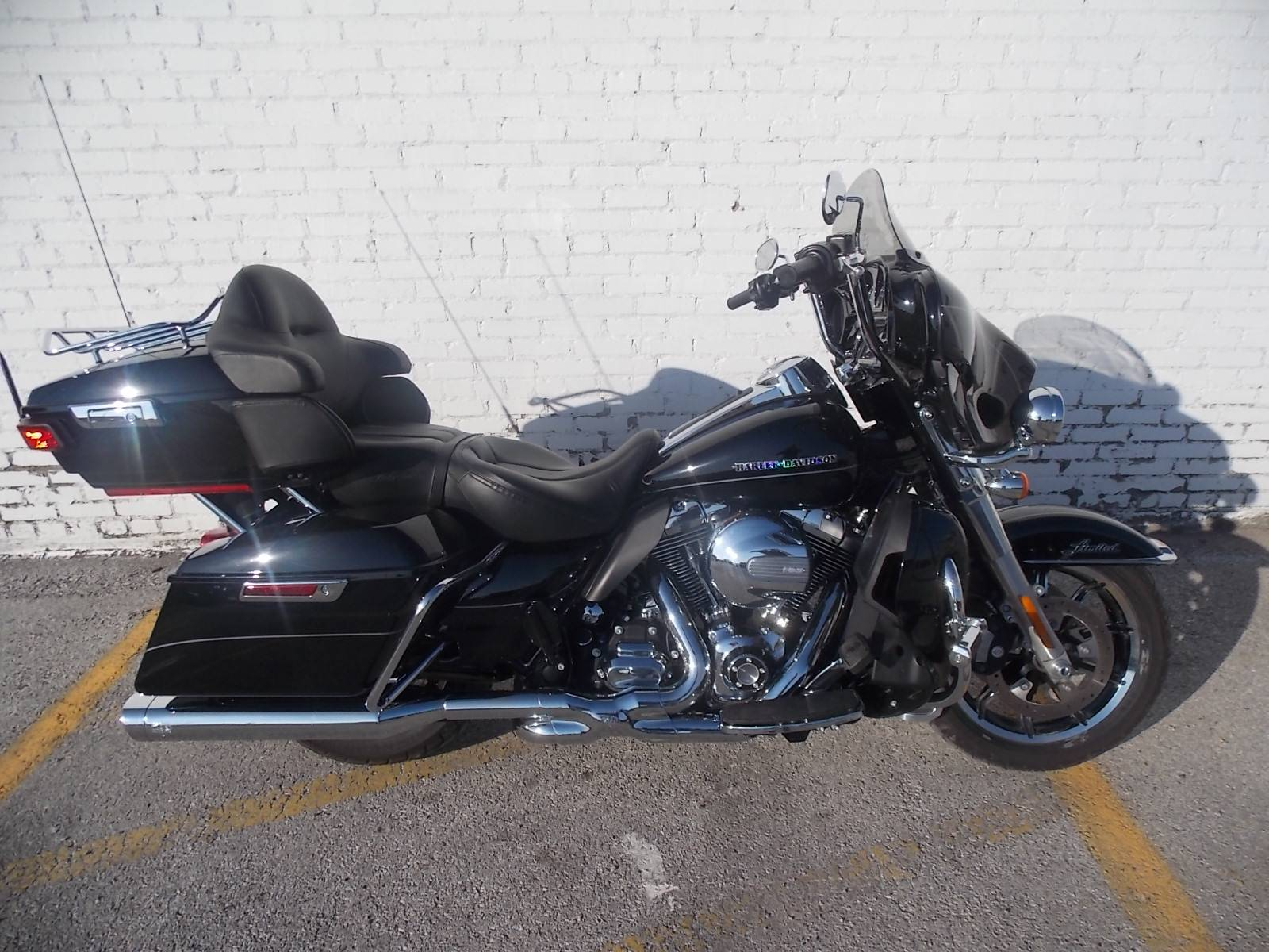 2015 Harley-Davidson Ultra Limited Low in Saginaw, Texas