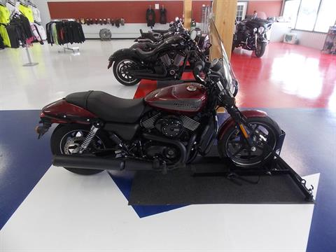 2017 Harley-Davidson Street® 750 in Saginaw, Texas