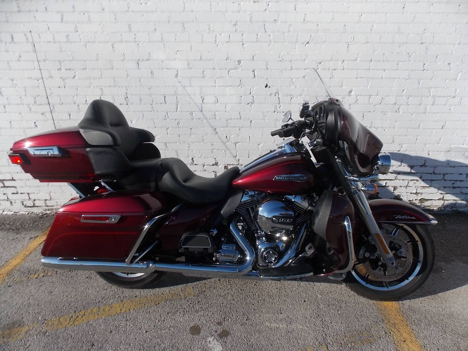 2015 Harley-Davidson Electra Glide® Ultra Classic® in Springtown, Texas