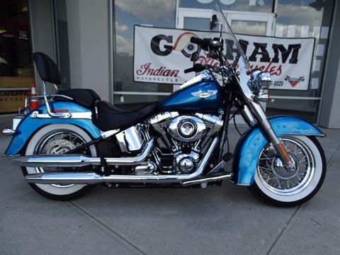 2015 Harley-Davidson Softail Deluxe in Staten Island, New York