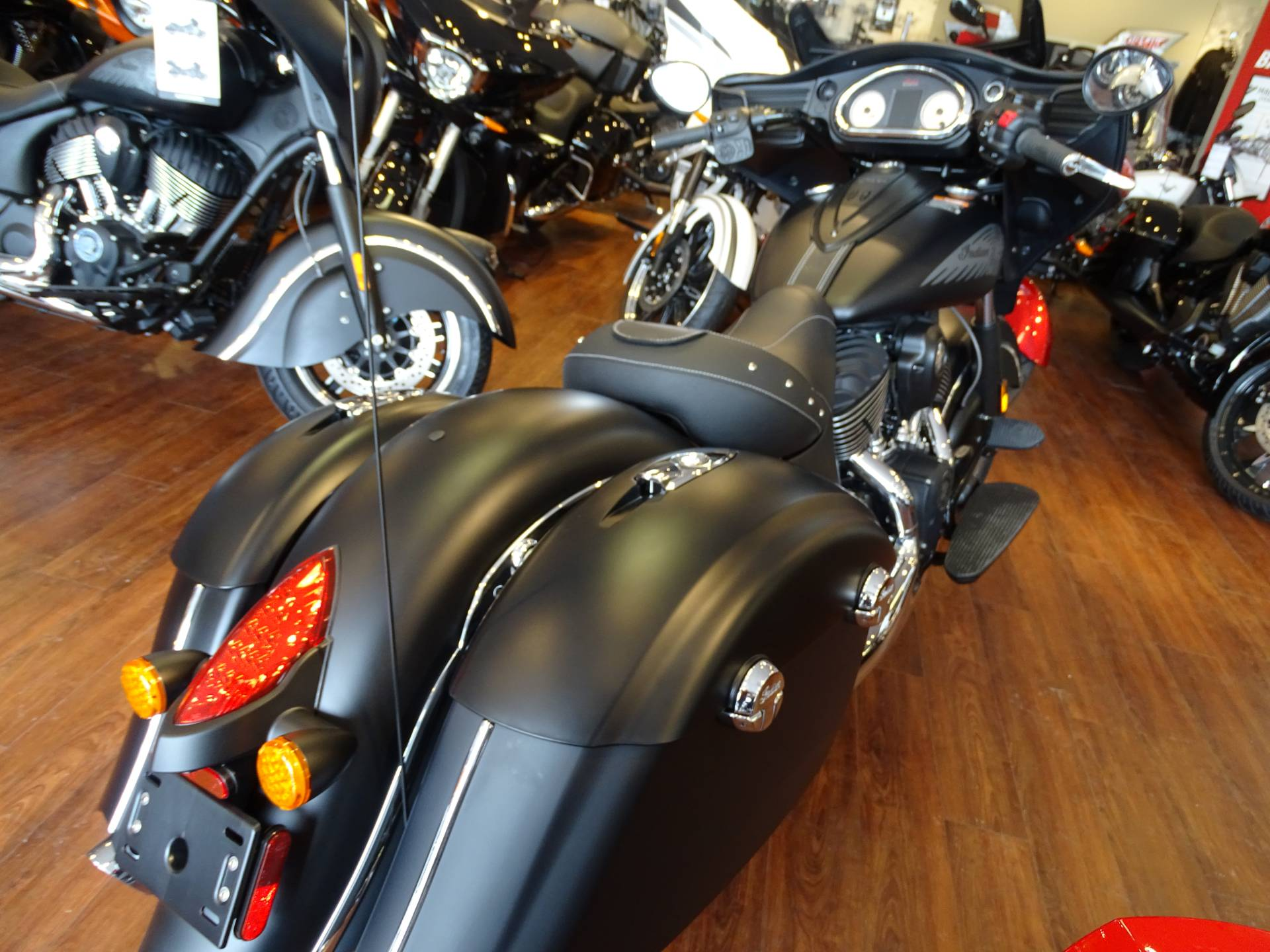 2017 Indian Chieftain Dark Horse® in Staten Island, New York