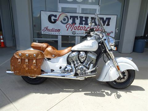 2016 Indian Chief in Staten Island, New York