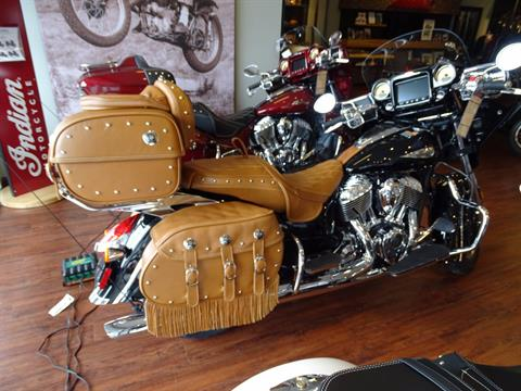 2017 Indian Roadmaster Classic in Staten Island, New York