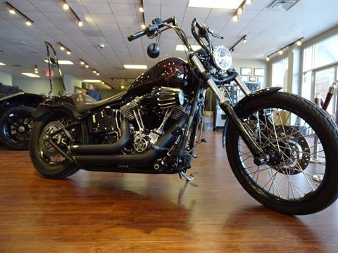 2011 Harley-Davidson Softail FXS Blackline in Staten Island, New York