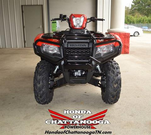 2017 Honda FourTrax Foreman Rubicon 4x4 EPS in Chattanooga, Tennessee