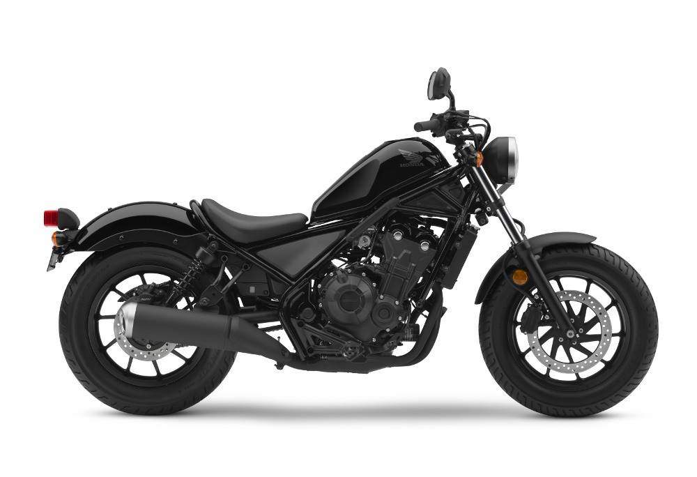 2017 Honda Rebel 500 in Chattanooga, Tennessee