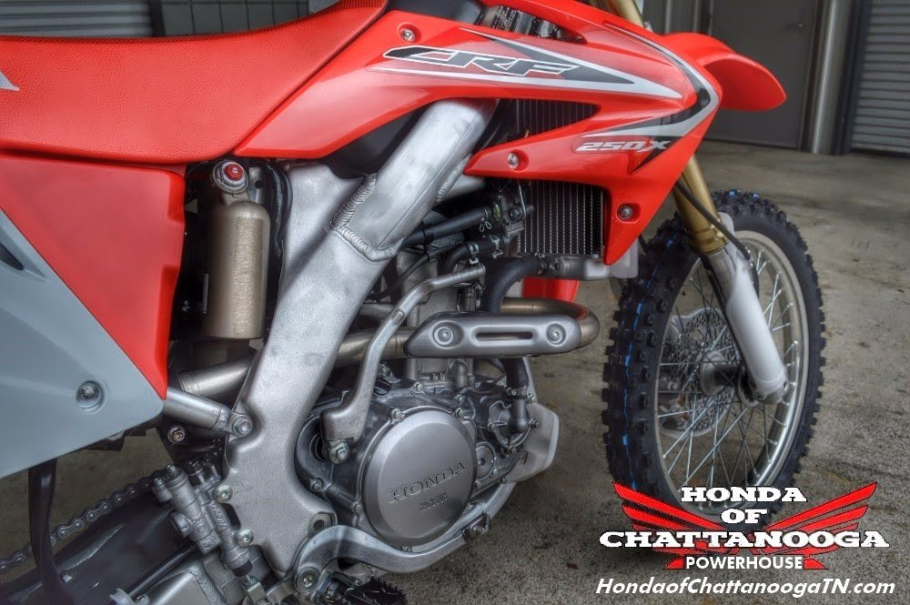 2016 Honda CRF250X in Chattanooga, Tennessee