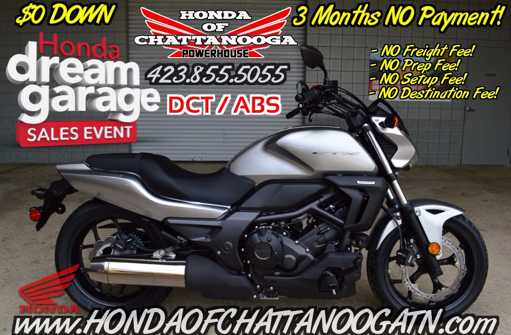 2015 CTX700N DCT ABS For Sale Chattanooga TN GA AL Motorcycles