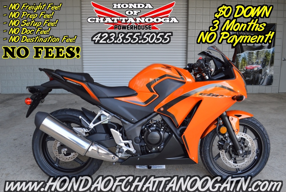 2016 Honda CBR300R in Chattanooga, Tennessee