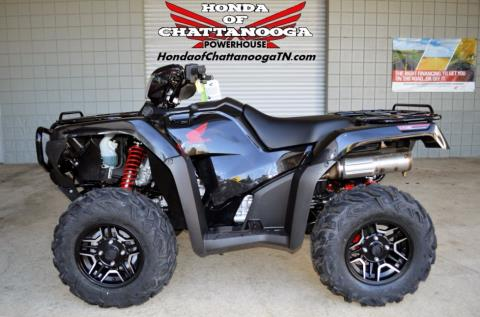 2016 Honda FourTrax Foreman Rubicon 4x4 EPS Deluxe in Chattanooga, Tennessee