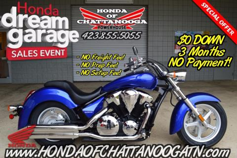 2015 Honda Stateline® (VT1300CR) in Chattanooga, Tennessee