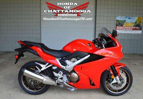 2014 Honda Interceptor® (VFR800) in Chattanooga, Tennessee