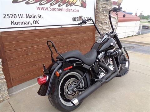 2010 Harley-Davidson Softail® Fat Boy® Lo in Norman, Oklahoma