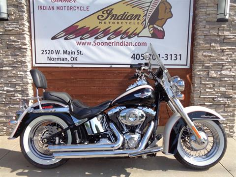 2011 Harley-Davidson Softail® Deluxe in Norman, Oklahoma