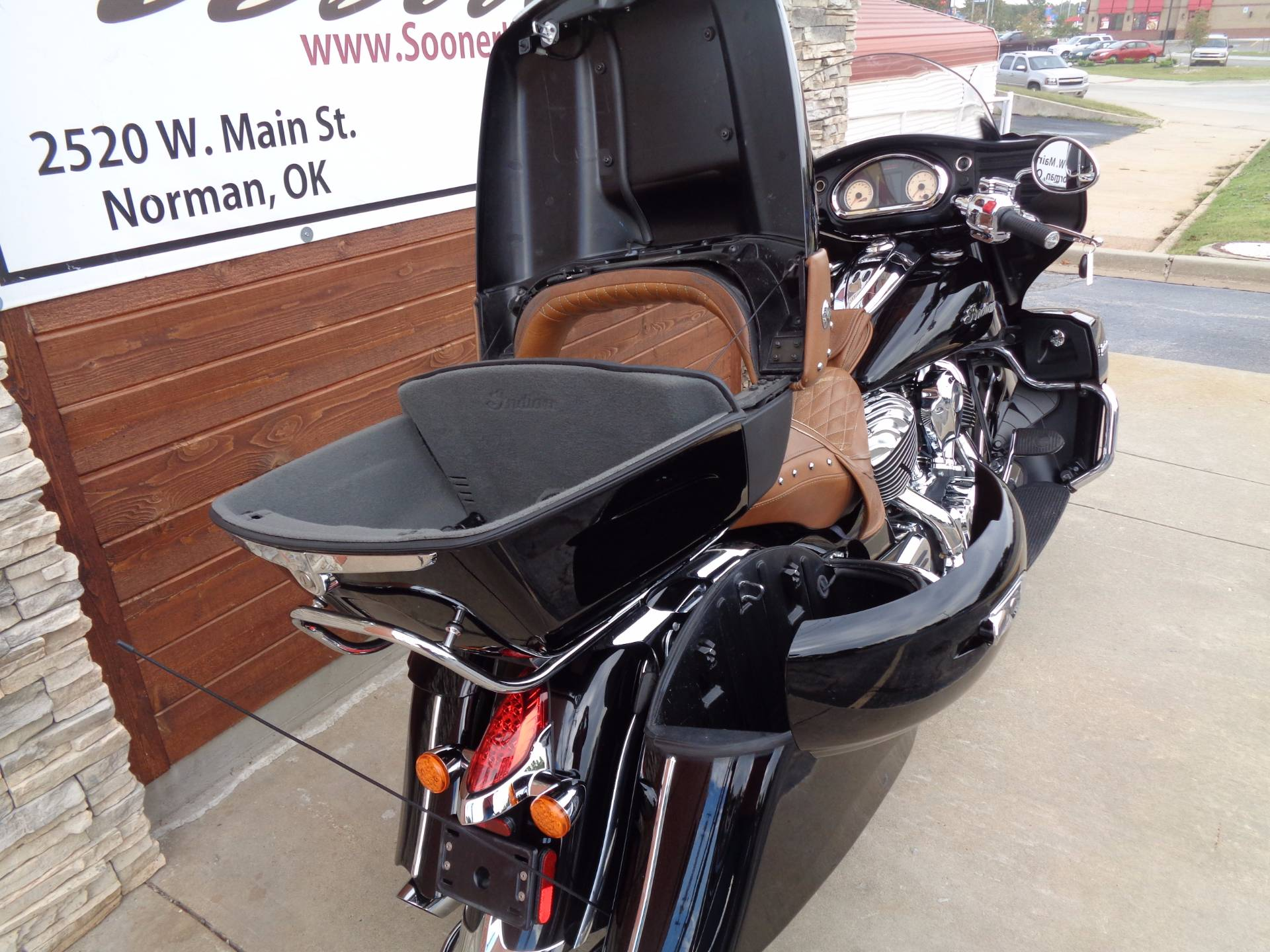 2015 Indian Roadmaster™ in Norman, Oklahoma