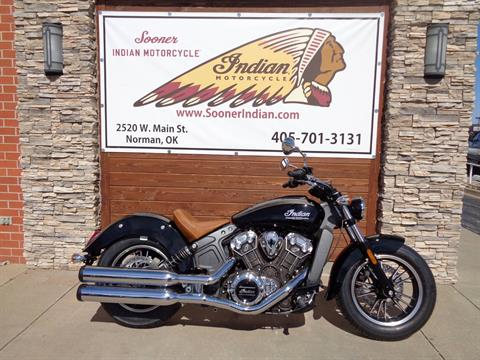 2017 Indian Scout® in Norman, Oklahoma