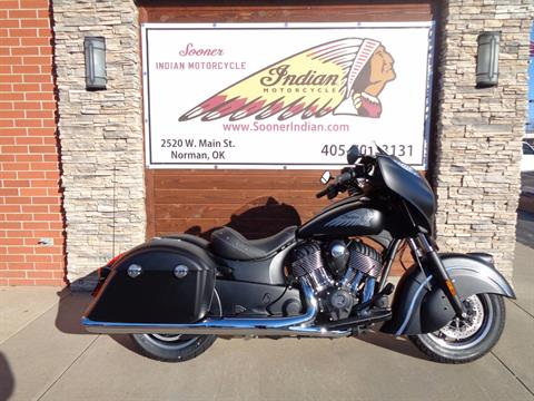 2017 Indian Chieftain Dark Horse® in Norman, Oklahoma