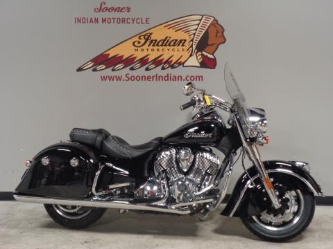 2016 Indian SPRINGFIELD in Norman, Oklahoma